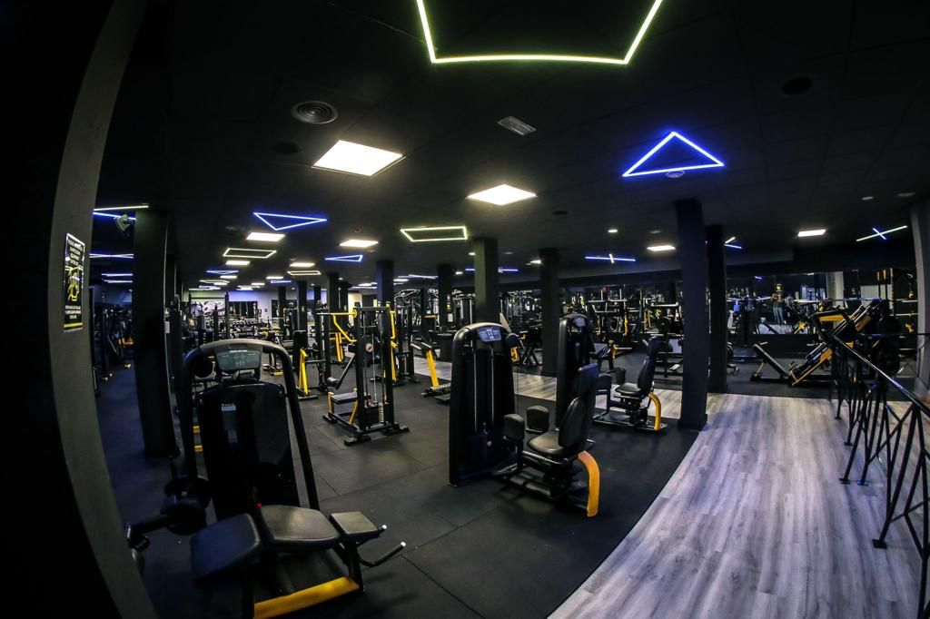 Duke Gym in Hotel El Duque, Costa Adeje in Tenerife