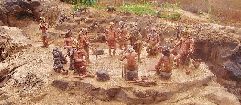 Guanches: los aborígenes de canarias.