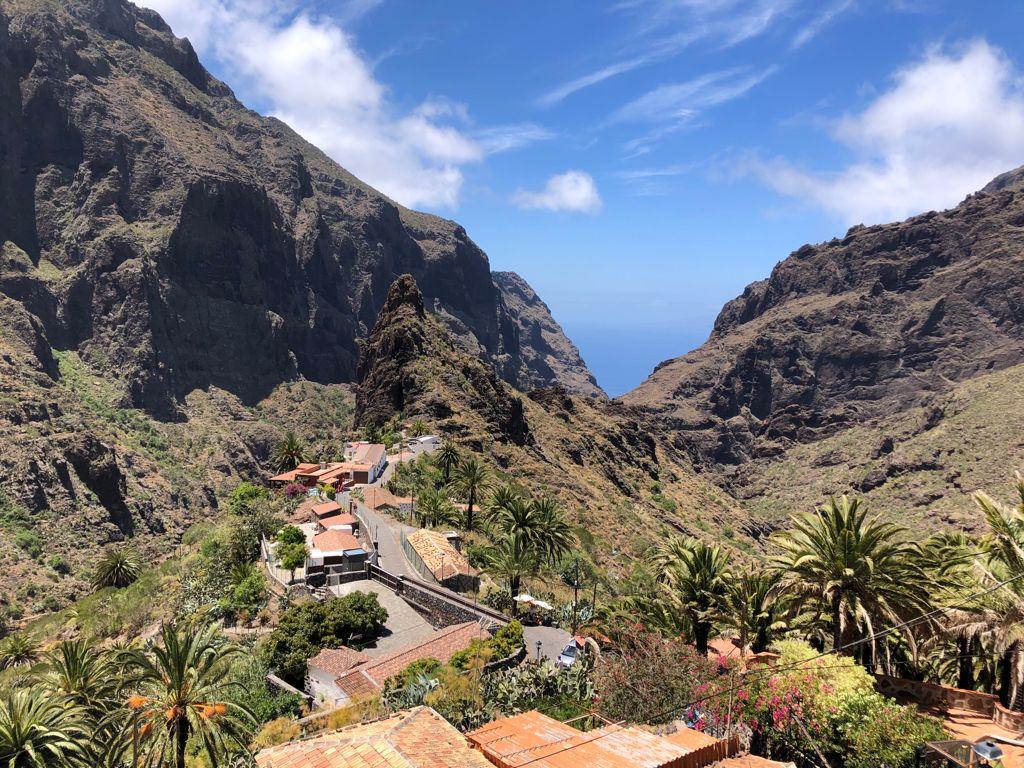 Barranco De Masca: Senderismo En Tenerife