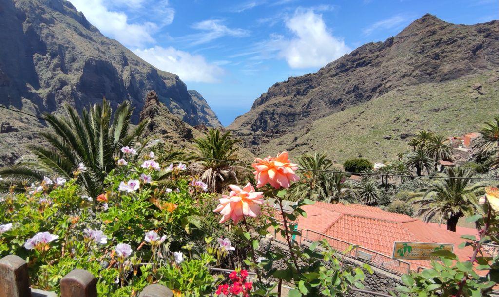 Barranco De Masca: Wandern auf Teneriffa